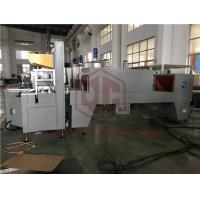 Quality Auto Plastic Bottle Water Production Line With Shrink Wrapping Machine wholesale