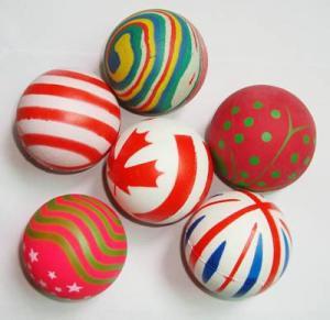 China Rubber Ball,Sponge Ball,Foam Ball,Sport Ball on sale