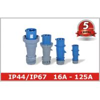 Quality Impact Resistance 230V Industrial Plugs 32 Amp 3 Phase Socket One phase wholesale
