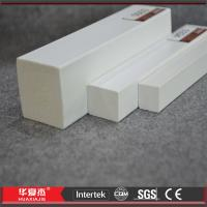 Quality 7ft 8ft 10ft 12ft PVC Trim Board Decorative White Vinyl PVC Foam Profile wholesale