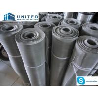 China High Quality 316 304 Stainless Steel Wire Mesh/Stainless Steel Mesh /Filter Mesh on sale