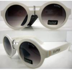 Quality Round Vintage Plastic Frame Sunglasses FDA For Protect Eyes wholesale