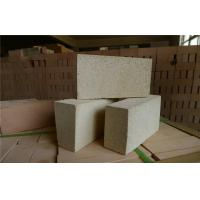 Quality Ceramic Industrial Kiln Light Weight Insulating Refractory Brick , High Temperature wholesale