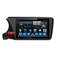 Quality Honda City 2015 Car GPS Navigator In Dash Multimedia Radio Receivers wholesale