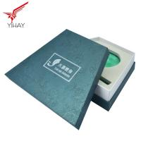 Quality Free sample Wholesale Fashion design custom logo print cosmetic packaging box with EVA insert wholesale