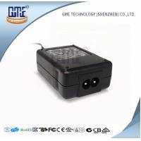 Quality Black Desktop Power Supplies AC DC Universal Tablet Charger 5.7V - 6.3V wholesale