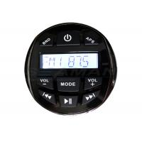 Quality Waterproof Marine outdoor Stereo MP3 player With Bluetooth and RCA out for car Motorcycle Boat wholesale