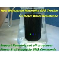 Cheap Waterproof Motorcycle Mini GSM SMS GPRS GPS Tracker Locator W/ Cut-off Oil & for sale