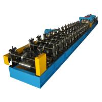 China 15-30m/min Forming Speed C Purlin Roll Forming Machine with Single / Double Head Uncoiler on sale