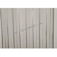 Quality JF0508 610mm Width Flat Rib Lath 2.1m Length 0.3mm Thickness For Building wholesale