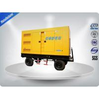 Quality Electronic Starting Trailer Mounted Generator Water - Cooled With Perkins Engine wholesale