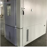 Quality Air-cooling and Water-cooling LED Touch Screen Programmable Temperature Humidity Climatic Test Chamber wholesale