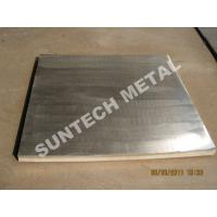 Quality Aluminum and Stainless Steel Clad Plate Auto Polished Surface treatment wholesale