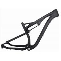 Quality Toray 700 29 Mtb Full Suspension Frame, Carbon Fiber Bicycle FrameFor Cycling Race wholesale
