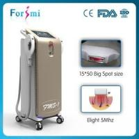 Quality FDA Approved IPL SHR Machine With Big Spot Size Crystal vertical ipl lamp 3000W big screen wholesale
