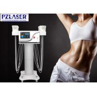 Quality Smooth Fatigue 4d Lipo Laser Slimming Machine For Weight Loss Physical Therapy wholesale