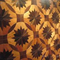 Cheap Wood Parquet Flooring for sale