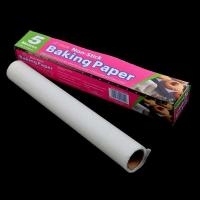 Quality Customized Size Non Stick Baking Paper , Pre Cut Parchment Paper Heat Resistant wholesale