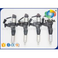 Buy cheap SK260-8 HINO J05E Excavator Spare Parts Fuel Injector 23670-E0050 For Kobelco from wholesalers