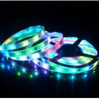 Quality 14.4w /m Colorful SMD Led Lighting Strips Ip65 18lm /Led , Size L5000*W8mm wholesale