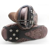 China Buy the hot new Skidproof Rubber Shoes Cover With Safe Steel-Studded on sale