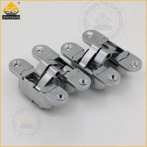China Professional 40kg Three Way Adjustable Hidden Door Hinges Hardware Concealed Door Hinge on sale