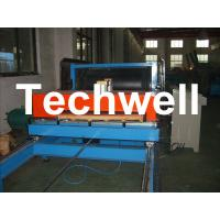 Quality Simple Continuous PU Sandwich Panel Machine For 30 - 200mm Roof Wall Panel TW-PU1000 wholesale