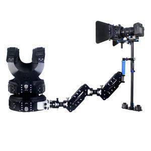 Quality Camera Steadycam Stabilizer Kit Vest +Dual arm Steadicam wholesale