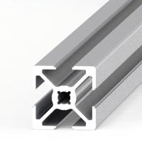 China 40x40 Industry Aluminum Extrusion Profiles 0.4mm-500mm Thickness on sale