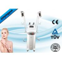Quality Cryolipolysis Slimming Machine Cavitation RF Fat Loss Equipment With Two Handles wholesale