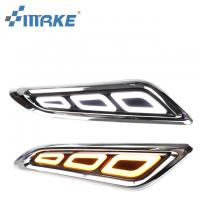 China Drl Auto Front Fender Side Marker Lights Led Turn Signal Lamp  For Nissan Patrol on sale
