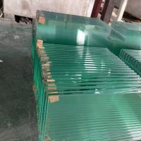 Quality Tempered Glass  3mm/4mm/5mm/6mm/8mm/10mm/12mm/15mm/19mm Clear&Tinted Tempered/Toughened Glass with Ce&CCC&ISO Certificat wholesale