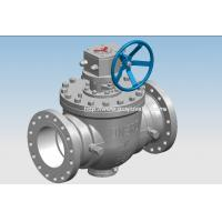 China PVC double union ball valve on sale