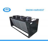 Quality V Type Air Cooled Condenser Low Noisy Industrial Air Chiller FNV Series wholesale