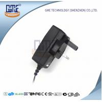 Quality 12v Power Adapter UK Plug , Wall Universal AC DC Adapter 1000ma wholesale