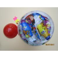 Quality Compress Candy In Cola Bottle Shape Toy , Sweet And Sour Taste Christmas Novelty Candy wholesale