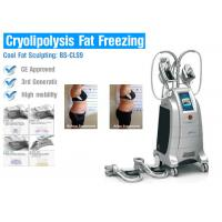 Quality Cryolipolysis Fat Freezing Body Slimming Machine No Surgery For Body Slimming wholesale