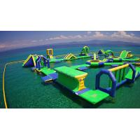Quality Customized Anti UV Heat Resistance Inflatable Water Park wholesale