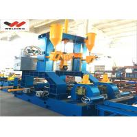 Quality Automatic h beam welding machine Mutifuctional Steel Welding Straightening Automatic Combined H Beam wholesale
