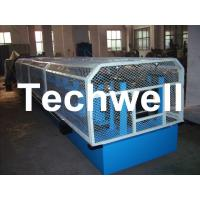 Quality Quick Size Interchangeable C Z Purlin Cold Roll Forming Machine For Cee & Zee Purlins wholesale
