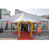 Quality 20x30m Waterproof PVC Big Luxury Tents For Outdoor Wedding 20 Years Life Span wholesale