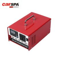 China 600W Pure Sine Wave Power Inverter With 12V 20A PWM Solar Charge Controller on sale