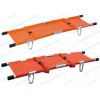 Quality Patients Emergency Rescue Stretcher Light Weighted Aluminum Alloy Framed wholesale