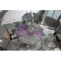 China 46 - 46 - 14 Mineral Water Filling Machine With Non Pipe Rinsing on sale