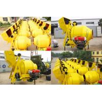 Buy cheap Superior high mixing quality diesel engine 350 litre concrete mixer from wholesalers