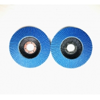 Quality 5 inch Stainless Steel VSM Zirconium Oxide Flap Disc wholesale