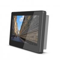 China SIBO POE Wall Mount 7 Inch Tablet With NFC Reader RGB LED Light For Meeting Room on sale