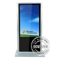 Quality 55 Inch 178°/ 176°Interactive Touch Screen Kiosk , 4GB Kingston RAM wholesale