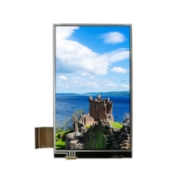 Quality 4 Inch 480X800 IPS RGB Interface TFT LCD Display Screen 3.97 Inch wholesale