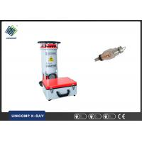 Quality Welding Joint Test X Ray Flaw Detector With Anodic Grounding , Wooden Case Package wholesale
